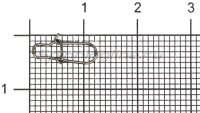 Карабин Daiwa Fast Lock Karabiner №6