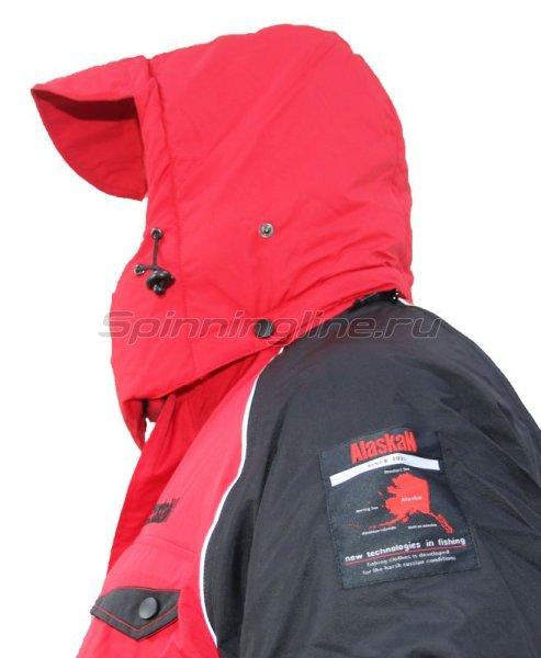 Костюм Alaskan New Polar M L красный/черный -  8