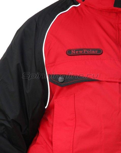 Костюм Alaskan New Polar M L красный/черный -  10