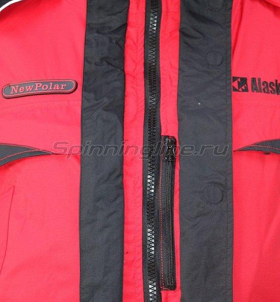 Костюм Alaskan New Polar M L красный/черный -  14