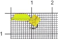 Мормышка Volfram37 Столбик d3 сырный кубик лимонный