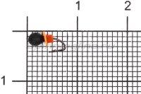 Мормышка Volfram37 Дробь d2.5 черный