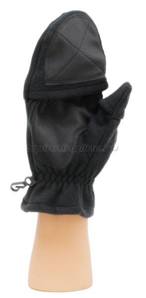 Перчатки-варежки Alaskan Colville Magnet S черный -  3