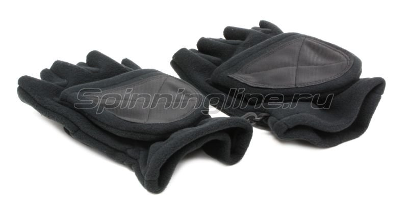Перчатки-варежки Alaskan Colville Magnet S черный -  7
