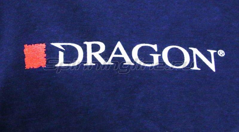 Футболка Dragon Hells Anglers L Окунь -  3