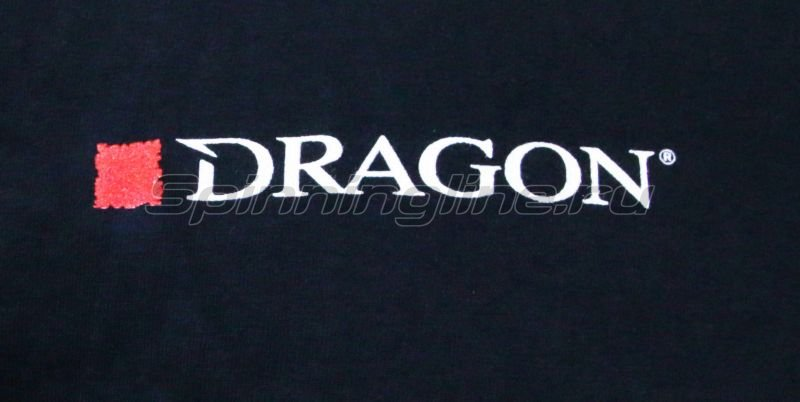 Футболка Dragon Hells Anglers Glow XL Судак -  3
