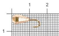 Мормышка Nord Water's Капля грань вертикальная d5 CU