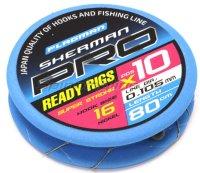 Готовый поводок Flagman Sherman Pro Super Strong Ready Rig 0,148мм №12