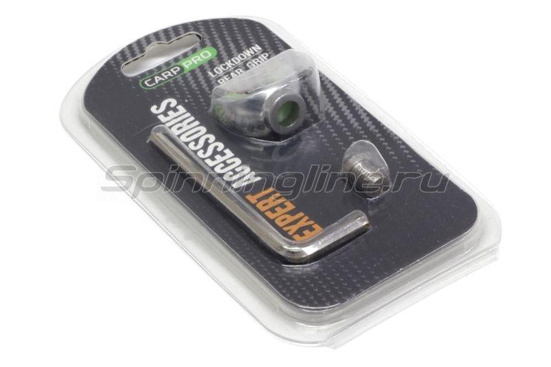 Держатель для удилища Carp Pro Lockdown Rear Grip Small Night Glow -  1