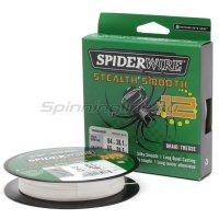 Шнур Spiderwire Stealth Smooth X12 New 150м 0,19мм Translucent