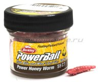 Приманка Berkley Power Bait Power Worm Bubblegum