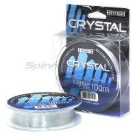 Леска Hitfish Crystal 100м 0,181мм