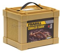 Контейнер малый для живых приманок Frabill Crawler Cabin 20x16x15см