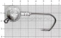Джиг-головка Narval ZG 120 6/0 54гр упаковка 3 штуки