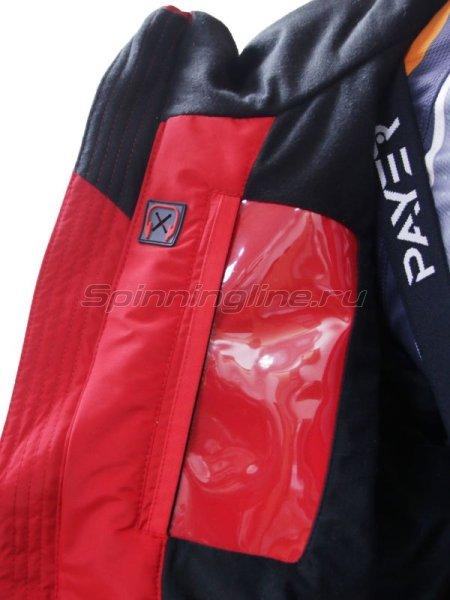 Костюм Novatex Аргус 52-54 рост 170-176 красный/черный -  9