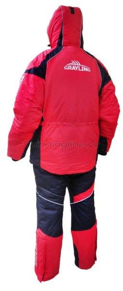Костюм Novatex Армада 52-54 рост 170-176 красный (печать) -  2