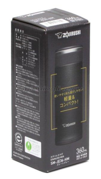 Термос Zojirushi SM-JE36 HM 0.36л черный -  7