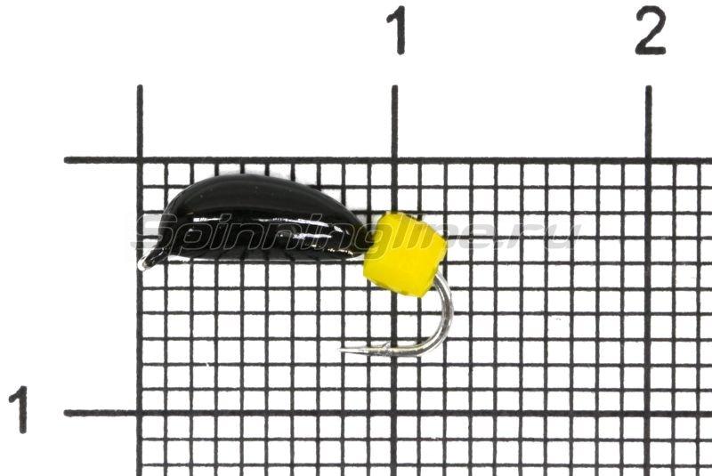 Мормышка True Weight Банан Кубик d3 сырный -  1