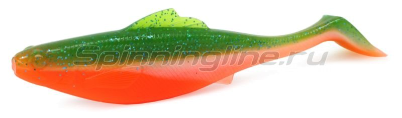 Приманка Lucky John Roach Paddle Tail 127/G06 -  1