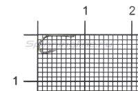 Крючок Hitfish ESH-1071 Marusiego №14