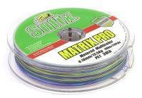 Плетеный шнур Sufix Matrix Pro x6 Multi Color new