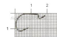 Крючок VMC 7310 BN №6