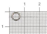 Кольцо заводное Decoy Split Ring 3 Black