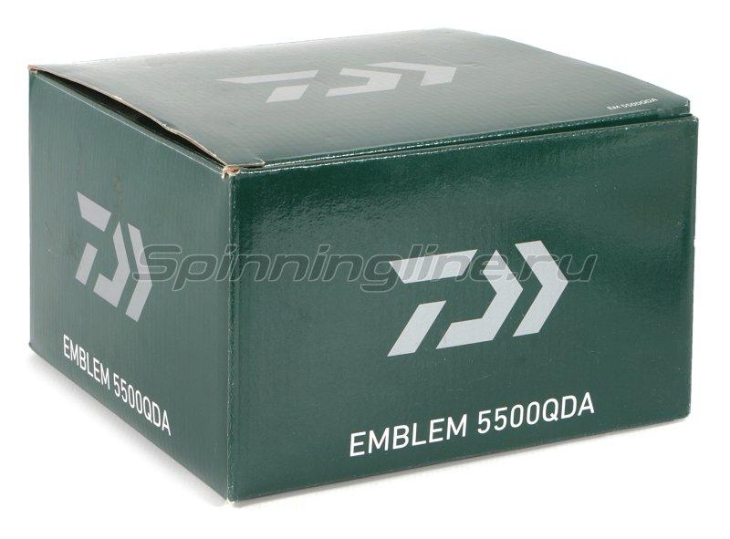 Катушка Daiwa Emblem 5500 QDA -  8