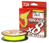 Плетеный шнур Daiwa J-Braid Grand X8