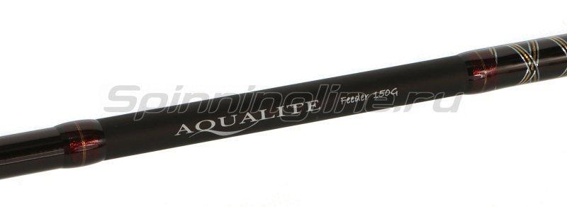 Фидер Daiwa Aqualite XH Feeder 390 -  3