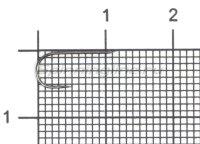 Крючок Gamakatsu A1 LS-1310NS №10