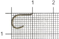 Крючок Gamakatsu A1 Team Feeder Circle Power №10