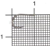 Крючок Gamakatsu A1 G-Carp Specialist T/C №10