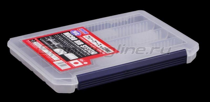 Коробка Meiho Free Case 1200NS – купить по цене 644 рубля в Москве и по всей России в рыболовном интернет-магазине Spinningline