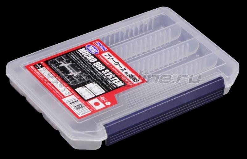 Коробка Meiho Free Case 800NS – купить по цене 474 рубля в Москве и по всей России в рыболовном интернет-магазине Spinningline