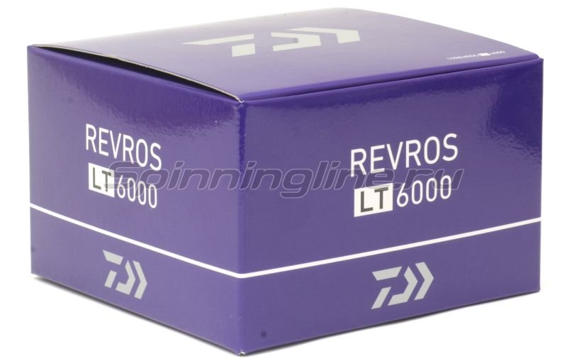 Катушка Daiwa Revros 19 LT 5000-C -  6