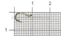 Крючок Daiichi Salmon Egg Hook №12 Bronze