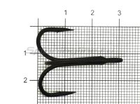 Тройник Hitfish HF-99 Triangle point №1/0