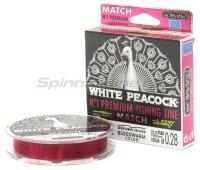 Леска Balsax White Peacock Match Box 150м 0,12мм