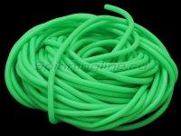 Силиконовая трубка Три Кита d1,5*2,5 флуоресцентный зеленый