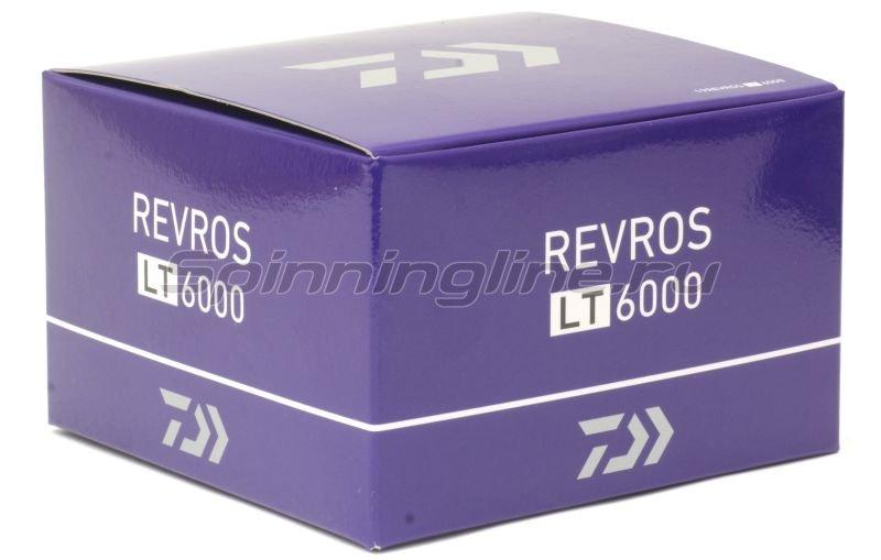 Катушка Daiwa Revros 19 LT 6000-H -  6