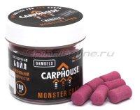 """Бойлы Carp House """"Monster Crab"""" 100мл 14мм"""