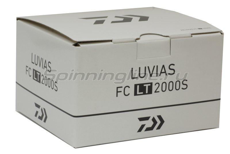 Катушка Daiwa Luvias 20 LT 3000C -  7