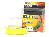 Шнур Salmo Elite Braid Super PE Yellow 125м 0,50мм