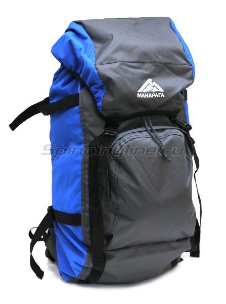 Рюкзак Манарага Турист-40 синий -  1