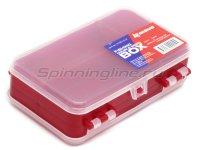 Коробка Nisus Fishing organizer box red