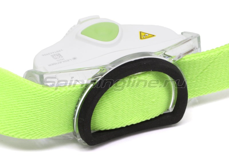 Фонарь Led Lenser MH5 зеленый/белый -  4
