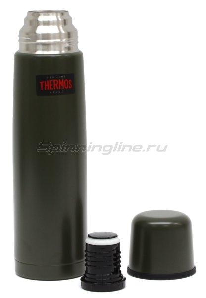 Термос Thermos FBB 1000AG Army Green 1л -  3
