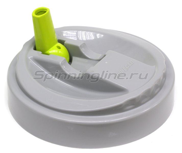 Изотермический контейнер для жидкости Pinnacle Platino 4л зеленый -  3