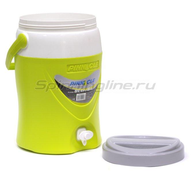Изотермический контейнер для жидкости Pinnacle Platino 8л зеленый -  2